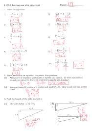 amusing algebra 1 worksheets solving multi step equations about multi step equations worksheet with answers free