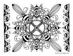 Small Picture 723 best Mandala Colouring Pages To Print images on Pinterest