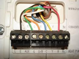 honeywell furnace thermostat wiring wiring library 5 wire thermostat wiring diagram 2 furnace how to install honeywell and 7