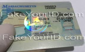 Scannable Id Premium Make Buy Ids - Fake Massachusetts We