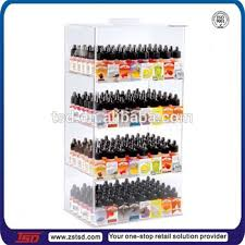E Liquid Display Stand TSDA100 Custom Countertop Eliquid Juice Acrylic Display Stande 58