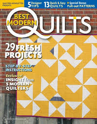 26 best Quilts ...... Kimberly Einmo images on Pinterest | Quilt ... & Quilters Newsletter Presents Best of Modern Quilts 2014 Adamdwight.com