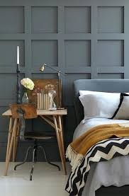 wood paneling bedroom walls gray square paneling wood panel accent wall bedroom