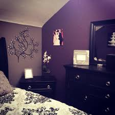 Purple Room Accessories Bedroom My Purple And Grey Bedroom My Diy Pinterest Dark Grey