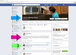 house cleaning and social media marketing angelaoberer > magic facebook group