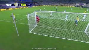 نتيجة مباراة البرازيل والارجنتين اليوم الاحد 11 يوليو 2021 وملخص اهداف لقاء  ميسي نيمار كوبا أمريكا 11-7-2021