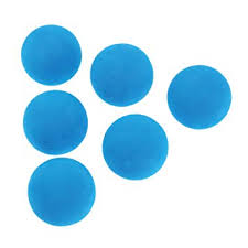 MUXSAM 20 pcs Blue Foam Golf Ball Indoor Exercise ... - Amazon.com