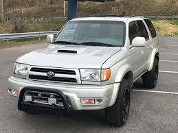 New equipment 2000 Toyota 4runner SR5 4×4 for sale