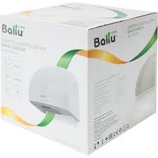 <b>Сушилка для рук</b> электрическая Ballu BAHD-2000DM, 2000 Вт в ...