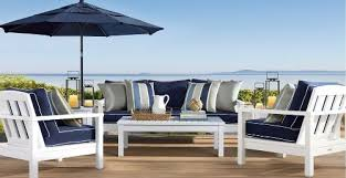 White Outdoor Furniture ficialkod