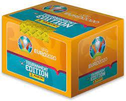 UEFA EURO 2020™ Tournament Edition - Offizielle Stickerkollektion - Box  (100 Tüten): Amazon.de: Spielzeug