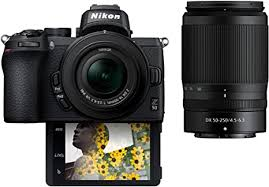 Nikon Z50 Compact Mirrorless Digital Camera with ... - Amazon.com