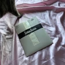 Vintage Neiman Marcus Shimmer White Tights Brand New Depop