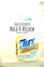 best shower mold cleaner best mold and mildew remover best shower cleaner for mold and mildew