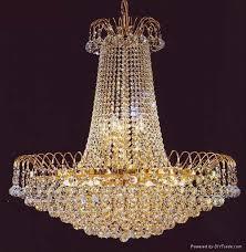 large crystal chandelier 1