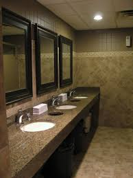 Restaurant Bathroom Design Exterior