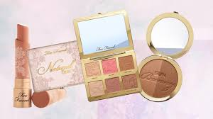too faced it just es naturally neutral makeup collection