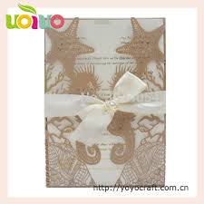 online buy wholesale animated wedding invitation cards from china Online Animated Wedding Invitation Cards top sell beach wedding invitation cards unique starfish and hippocampus animal 3d invitation cards with factory online animated wedding invitation cards free
