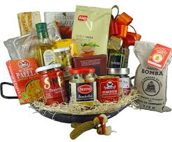 spanish food gift baskets gift ftempo clothes her in spanish