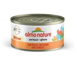 <b>Almo Nature консервы</b> для котят с курицей, <b>Legend</b> HFC Kitten ...