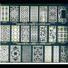 metal screen panels nz outdoor privacy decorative screens perforated aluminum sheet