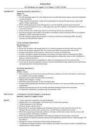 System Architect Resume Samples Velvet Jobs