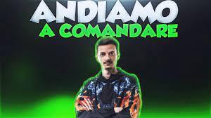 ANDIAMO A COMANDARE FABIO ROVAZZI - PARODIA - YouTube