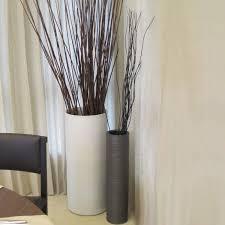 Choosing Best Floor Vases : Modern Ceramic Vase And Floor Decoration  Drawing