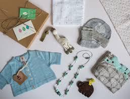 stylish ethical baby gifts