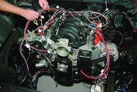 installing an ls engine into a second gen camaro z28 amosauto com