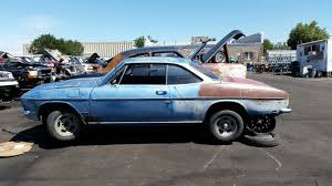 1968 Chevrolet Corvair Monza Coupe – Junkyard Find