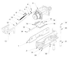 Winch switch wiring diagram arb warn control box 5 wire atv