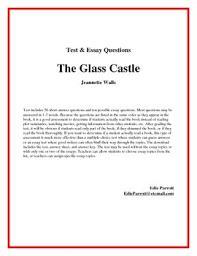 glass castle test by parrott teachers pay teachers glass castle test