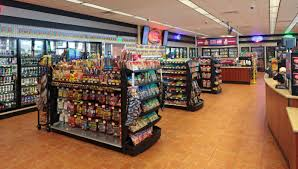 Electrical Shop Counter Design Hfa Designs Convenience Store Interiors Electrical And
