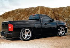 2008 Chevy Silverado - 22 Inch Rims - Truckin' Magazine