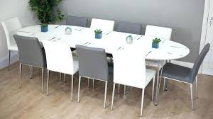 black 8 seater dining table round glass dining room tables for 8 round black glass dining