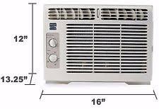 kenmore ac unit. kenmore 5000 btu window air conditioner cool 150 sqft home compact ac unit ac w