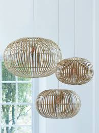 bamboo pendant lightshades ceiling lights lighting bamboo pendant lighting
