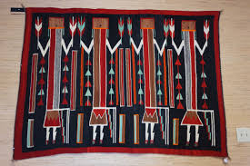 Navajo rug designs for kids Navajo Weaving Male And Female Yei Symbols Navajo Rugs Four Rug Large Round Plus Size Sequin Tops Penneys Wahetaleslam Male And Female Yei Symbols Navajo Rugs Four Rug Large Round Plus