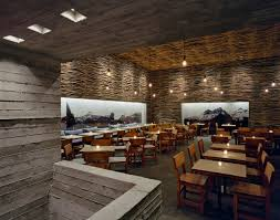 Modern KNRDY Restaurant Design by Suto Interior Architects Interior Photos