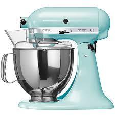 Kitchen Aid Robot Cocina 5KSM150PSEIC Azul Gel