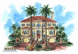 3 story beach house floor plans lovely mediterranean house plan 3 story luxury beach home floor