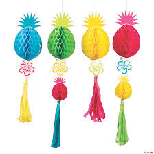 This function sets the tone for the rest of the wedding festivities. Pineapple Party Supplies Decorations Orientaltrading Com