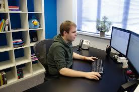 developer office. All Developers Get A Desk Big Enough To Sleep On. Developer Office