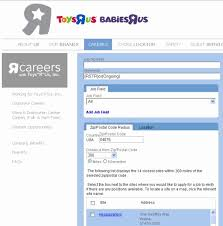 Resume Forms Online Impressive Toys R Us Resume Sample 48 Really Popular Online Job Application