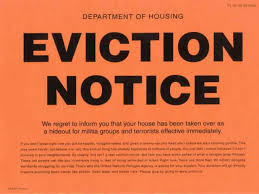 eviction notice template eviction notice template