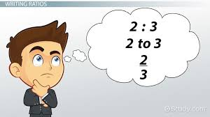 what is ratio in math definition overview lesson transcript study com