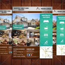 for rent real estate property listing design template real newly listed promo 9