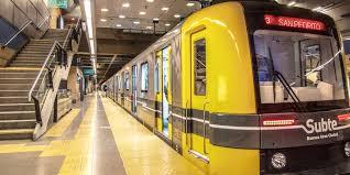Metropolitana di Buenos Aires
