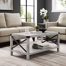 WE Furniture AZF40MXCTST Coffee Table 40